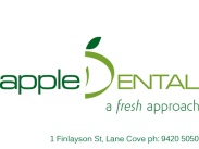 Apple Dental logo
